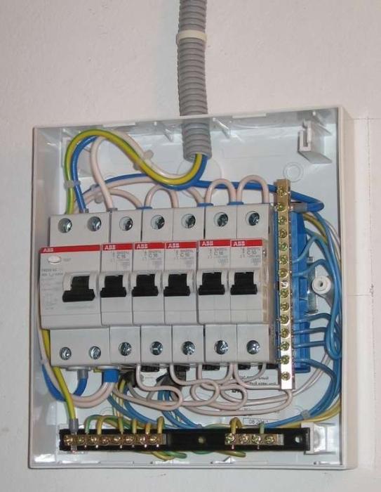 Выбор автомата по сечению кабеля – картинка