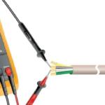 Как прозвонить провода: мультиметром, тестером на обрыв в квартире