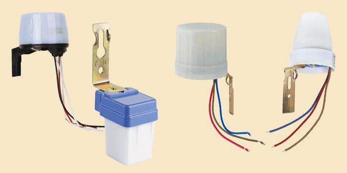советские датчик радиации из фосфора и фотореле флоринда